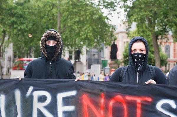 Anarchist Couple
